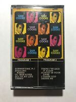Sam Cooke Self Titled Cassette Canada Edition