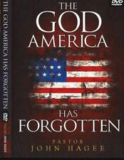 The God America Has Forgotten - 4 Dvds - John Hagee - Sale ! LowestPriceEver !