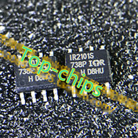 10PCS IR2101S SOP-8 HIGH AND LOW SIDE DRIVER new