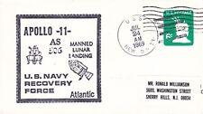 ENVELOPPE  USA - APOLLO - 1969