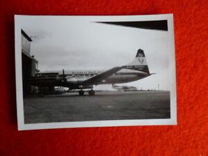 B2F #7 AEROPLANE OLD AUST B/W  PHOTOGRAPH 12 X 9cm