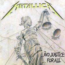 Metallica – ...And Justice For All / Vertigo Records CD – 836062-2