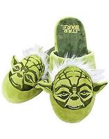 Star Wars Yoda Men's Green 3D House Slippers