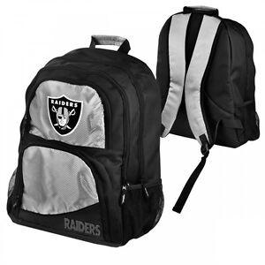 NFL Football Oakland Raiders Backpack Backbag Bag High End