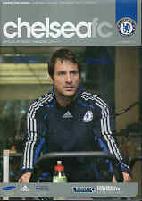 Football Programme - Chelsea v Portsmouth - Premiership - 21/10/2006