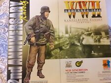"2ND ANNIVERSARY Dragon WWII 1/6 Scale 12"" Life Action Figure item no 70080"