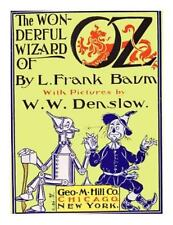 The Wonderful Wizard of Oz [Illustrated] by L. Frank Baum (2014, Paperback)