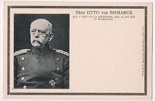 Vintage Postcard Otto von Bismarck, Chancellor of Germany