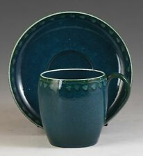 ruskin EARLY VINE DECORATED SOUFFLE CUP & SAUCER
