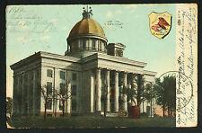 ALABAMA 1030-Montgomery, State Capitol