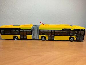 Rietze, BVG-Bus, Solaris Urbino Electric, neu in OVP (76705)