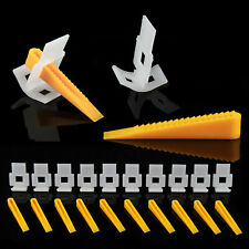200 Tile Leveling Spacer Flooring System Construction Level Lippage Tools 9-13mm
