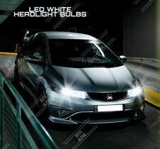 For HONDA CIVIC FN2 05-16 LED XENON WHITE HEADLIGHT BULBS DIP BEAM UPGRADE H7