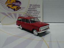 "Brekina 19850 # Jeep Wagoneer SUV Baujahr 1963 in "" rot "" 1:87  Formneuheit !!"