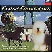 Classic Commercials, Various Artists, Audio CD, Good, FREE & FAST Delivery