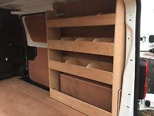 New Citroen Dispatch 2016 onwards 'M' Model Van Storage Plywood Racking unit