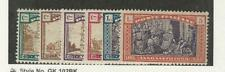 Italy, Postage Stamp, #B20-B25 Mint LH, 1924, JFZ