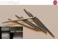 24mm Watch Band Spring Bars Strap Link Pins Repair Watchmaker
