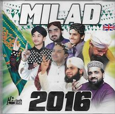 MILAD 2016 - NEW NAAT CD - FREE UK POST