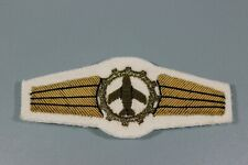 Post WW2 West German Bundeswehr Luftwaffe 1 Bronze BULLION Logistics Wings F167