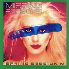 Spring Session M by Missing Persons (CD, Jul-1995, One Way Records)