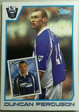 Topps Premier league 2012 Collection #231 Duncan Ferguson - Everton FC