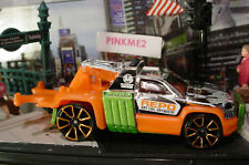 2018 HW METRO Design REPO DUTY☆chrome/orange/green;ANY CAR☆LOOSE Hot Wheels☆