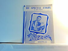 My Special Angel - vintage sheet music  with Bobby Helms on the cover