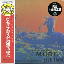 PINK FLOYD-MORE-JAPAN MINI LP CD Ltd/Ed F56