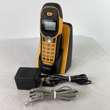 Teléfono Inalámbrico Uniden wx1477 de 5.8 GHz Con Cargador base Sumergible Nueva Batería