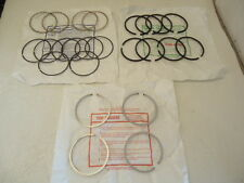 "3 3/8"" Piston Rings for Allis Chalmers B C CA RC D10 Farm Tractor MADE IN USA"