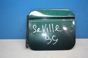 Cadillac Seville SLS Fuel Flap Tank Cap Green