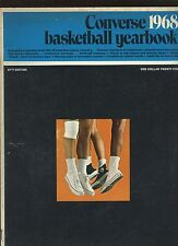 1968 Converse Basketball Yearbook VGEX