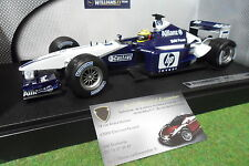F1  WILLIAMS BMW FW24  SCHUMACHER 1/18 HOT WHEELS MATTEL 54624 formule 1 voiture