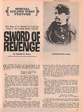 Cushing Family In Arizona - Sword Of Revenge