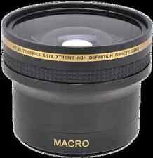 0.17x 52mm Fisheye Wide Angle Lens for Nikon D3000 D3100 D3200 D5000 D5100 D5200