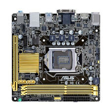 ASUS Mainboards für Intel mit Mini-ITX Formfaktor