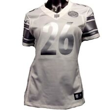 Pittsburgh Steelers Nike 606903 LeVeon Bell  26 Women s XXL Platinum Jersey cd9c66373