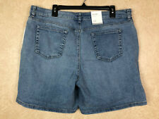 Style & Co Rolled Denim Shorts__ R15C1