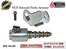 NEW VGT Turbocharger Wastegate Solenoid 2004-09 Isuzu FTR FVR FXR 7.8L I6 Diesel