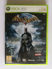 Batman Arkham Asylum / Xbox 360 / PAL / FR