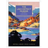 The Lake District Murder (British Library Crime Classics)-ExLibrary