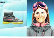 Publicité Advertising 028  2015    Camper  (2p) vetements ski i lunettes anorak