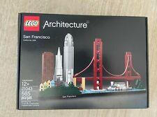Lego Architecture San Francisco (21043) New | Free Shipping