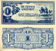 Oceania Banknote World Paper Money aUnc Currency Pick p-2a Japan Government Jim