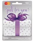 Vanilla 50$ Gift Card (no Fees) Trusted Seller