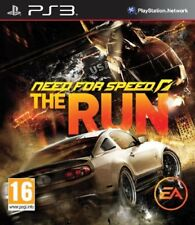 Need for speed: the run (PS3) Videogames