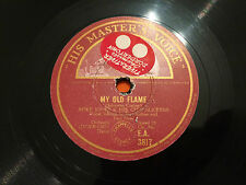 "SPIKE JONES & His City Slickers ""My Old Flame""/""I Kiss Your Hand Madame 78rpm EX"