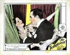 OLD MOVIE PHOTO The Temptress Lobby Card Greta Garbo Antonio Moreno 1926