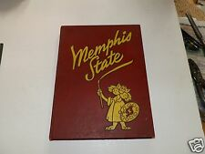 1953  Memphis State College Yearbook The Desoto Tennessee